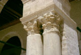 Tunisia,  capitals on columns of Great Mosque of Kairouan