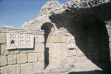Tunisia, ruins at ancient city of Carthage