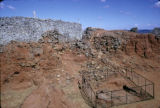 Zimbabwe, fenced excavations at Great Zimbabwe