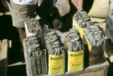 Zimbabwe, roasted caterpillars for sale in Harare