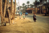Cairo (Egypt), street view of village