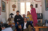 Cairo (Egypt), Evelyn Ashamallah and family