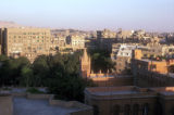 Cairo (Egypt), view of school in Garden City