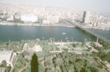 Cairo (Egypt), view of the Nile River