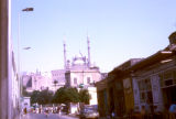 Cairo (Egypt), view of Mosque of Muhammad Ali Pasha in Citadel