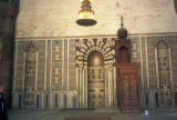Cairo (Egypt), mihrab and minbar in Al-Nasir Muhammad Mosque