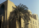 Cairo (Egypt), contemporary Coptic church in Zamalek