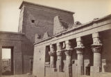 Egypt, Island of Philae, Temple Isis