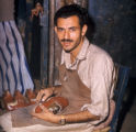 Egypt, shoemaker shop
