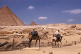 Giza (Egypt), Pyramid of Cheops and the Sphinx