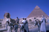 Giza (Egypt), Pyramid of Khufu and the Sphinx