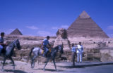 Giza (Egypt), Pyramids of Menkaure and Khafre and Sphinx