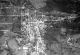 Blantyre (Malawi), aerial view of the town
