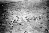 Kenya, aerial view of settlements