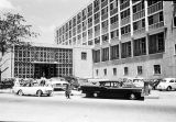 Nigeria, exterior of Central Bank of Nigeria