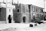 Nigeria, designs on mud-walled homes in Kano