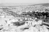 Morocco, panoramic view of Fez