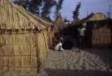 Senegal, rural village