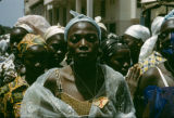 Senegal, portrait of Senegalese women
