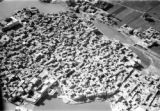 Minshāt al Bakkārī (Egypt), aerial view of the town near the Giza Pyramids