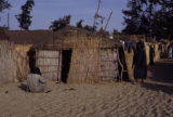 Senegal, rural village homes