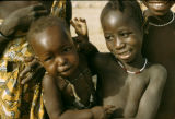 Africa, portrait of children