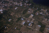 Cameroon, aerial view of capital city