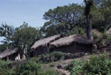 Madagascar, rural architecture