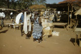 Burkina Faso, people at market