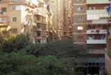 Cairo (Egypt), view of apartment buildings