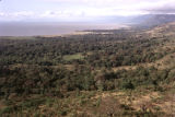 Tanzania, view of Lake Manyara National Park