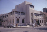 Tanzania, new Post Office building in Dar es Salaam