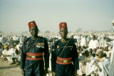 Nigeria, uniformed men in Sokoto