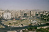 Egypt, view of Tahrir Square in Cairo