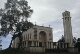 Ethiopia, St. Stephen's Church in Addis Ababa