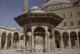 Egypt, ablution fountain at Mosque of Muhammad Ali in Cairo