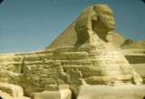 Egypt, Great Sphinx in Giza