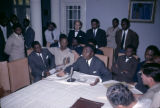 Democratic Republic of the Congo, Prime Minister Moïse Kapenda Tshombe and General Joseph-Désiré...
