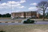 Zambia, parliament building in Lusaka