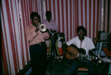 Democratic Republic of the Congo, Jazz band performing in Kinshasa