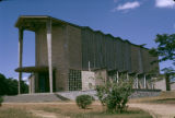 Zambia, Ministry of Education building in Lusaka