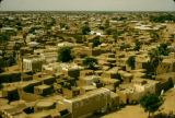 Nigeria, rooftop view of Kano