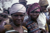 Democratic Republic of the Congo, women in village