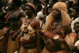 Democratic Republic of the Congo, women in traditional dress
