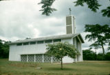Nigeria, Catholic chapel at Ibadan University