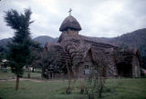 Uganda, All Saint's Church in Kilembe