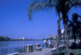 Cairo (Egypt),  the Nile river waterfront