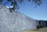 Zimbabwe, ruins of temple wall at Great Zimbabwe