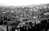 Greece, view of Athens landscape