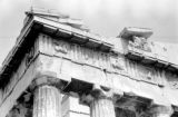 Greece, frieze of Parthenon at Acropolis of Athens